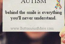 My Autism World / Autism Through MY Eyes ! / by Rhonda Johnson