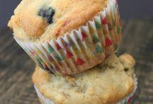 Recipes:  Muffins / Muffin Recipes.