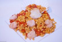 semola di grano duro / ricette con la semola di grano duro non rimacinata come cuscus, fregola sarda, bulgur