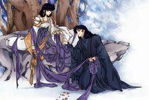 inuyasha y su hermano
