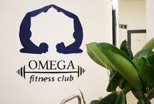 new gym #OmegaFitnessClub
