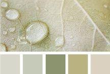 Χρώματα τοίχου σαλόνι