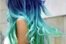 Hair Colouring Ideas / Different hair styles with various hair colouring ideas