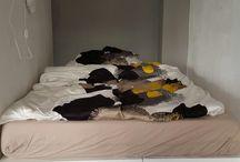 Einzimmerwohnung / Hochbett