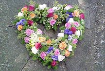 Sympathy flowers / last thing you can do for a person is to send sympathy flowers to their funeral. A lovely way to say goodbye