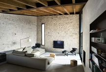 Interior Design / Spaces / by Jeremiah Wingett