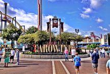 Carowinds - Amusement Park