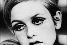 | vintage | bridal inspiration | / Vintage looks from the past 100 years such as twiggy, Marilyn Monroe and Sophia Loren as inspiration for bridal makeup.