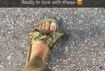 Lapos talpú cipők