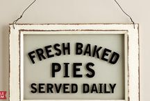 Vintage Pie Shop