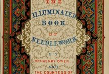 Books on needlework