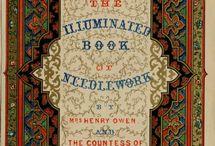 Books on needlework