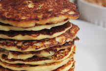 Recetas - Desayuno/Panquecas Saborizadas