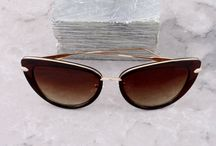 Sunnies Galore / For discreet & stylish people watching