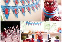 Eliana's 4th bday: Spider-man Party! / by Diana Zaragoza