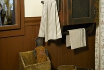 Primitive and rustic bathrooms / by Jrw