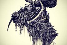 Dark Souls Tattoos / Does what it says on the tin really