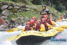 Extreme Waves Rafting 30 Agosto 2014