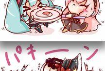 Vocaloid: Fanart