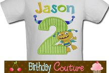 Gavin's 2nd birthday / by Clara Johnson