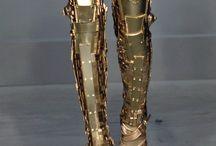 balenciaga robot legs