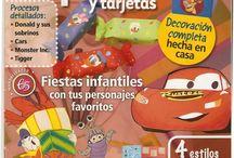 Revista Papeles y Tarjetas / Revista de Manualidades