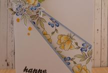 Altenew Stamps / The lovely stamp ranges from Altenew give a lovely layered printed look