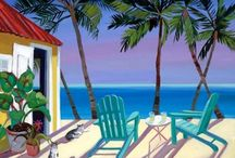 Shari Erikson-tropical art