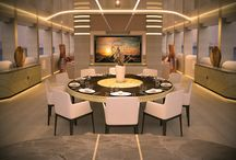 Dhow Concept / Luxury Dhow Interior Concept