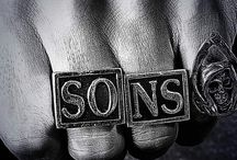 Sons Of Anarchy <3 / SOA, Sons of Anarchy / by Nan Synaesthesik