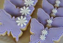 μπισκότα πεταλουδα