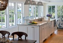 Kitchens... house themes... colours / by Emma Oliver-Taylor