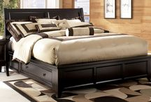 double bed storage