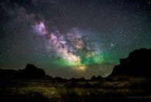 Amazing views / Milky way