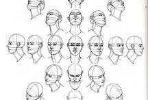 Posições de cabeça