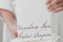 Calligraphy & Invitations