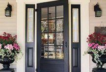 Front doors / by Megan Tisone