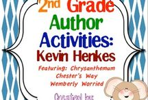 Author study- Kevin Henkes
