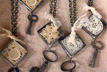 Klíče šperky