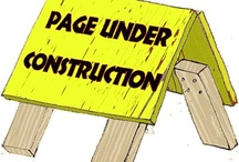 PAGE UNDER CONSTRUCTION / by Ruby