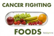 Cancer & Acidreflux fighting foods / by Peggy