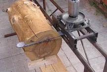 Motor of Wood