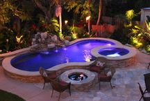 Elevated Pools / Beautiful swimming pools are elevated into the higher ranks of design and functionality.