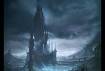 Fantasy (Cover) Artists / Fantasy Art That Would Work Well on Book Covers