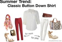 Tricia's Polyvore Sets / Tons of inspiration for every season!