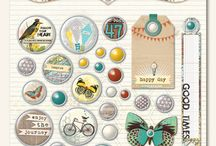 Craft Supply Wish List / by Tina Gloer