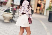 Spring Style / by Ines Topalli