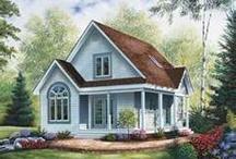 homes / by Sharon Kaye Defore Lowe
