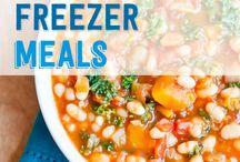 freezer vegan