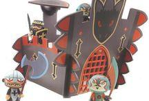 arty toys cavalieri